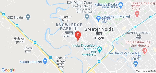 ITS Dental College, Knowledge Park III, Greater Noida, Uttar Pradesh, India