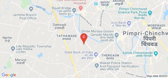 Rajiv Gandhi Business School, Ram Nagar, Tathawade, Pune, Maharashtra, India