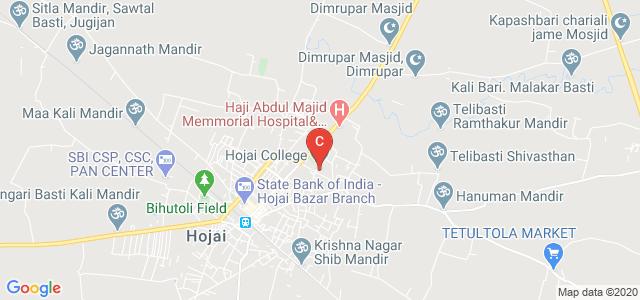 Hojai College, Hojai, Nagaon, Assam, India