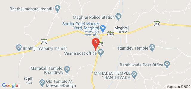 Government Arts & Commerce College, Meghraj, Vasna, Gujarat, India