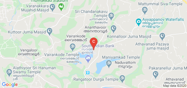 Khidmath Arts and Science College, Edakkulam, Thirunavaya, Malappuram, Kerala, India