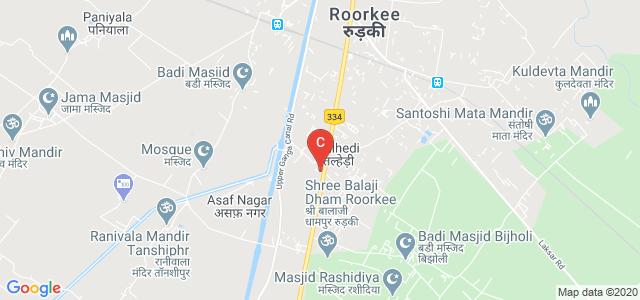 ROORKEE ADVENTIST COLLEGE, Delhi Road, Nagendra Vihar, Defence Colony, Roorkee, Uttarakhand, India