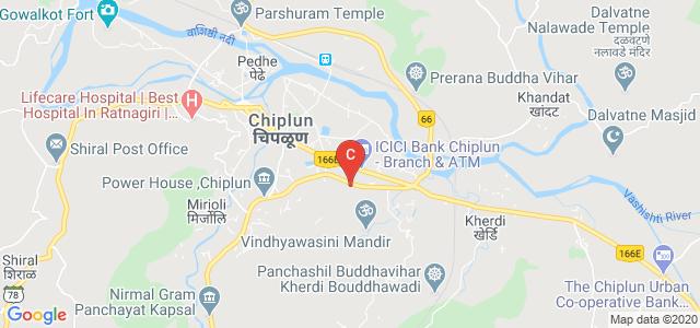 DBJ College Chiplun, Ozarwadi, Chiplun, Maharashtra, India