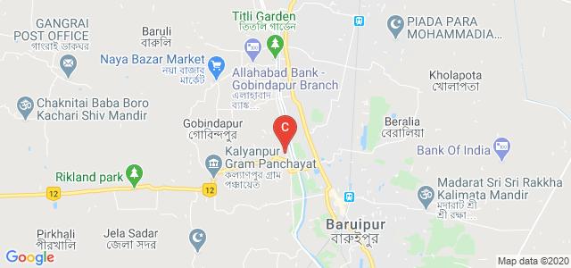 Baruipur College, Dhopagachhi, Baruipur, South 24 Parganas, West Bengal, India