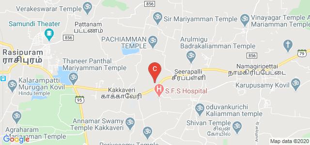 Muthayammal Polytechnic Institution, Vengayapalayam, Rasipuram, Tamil Nadu, India