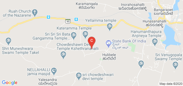 Government First Grade College, Bangarapet, Kolar, Karnataka, India