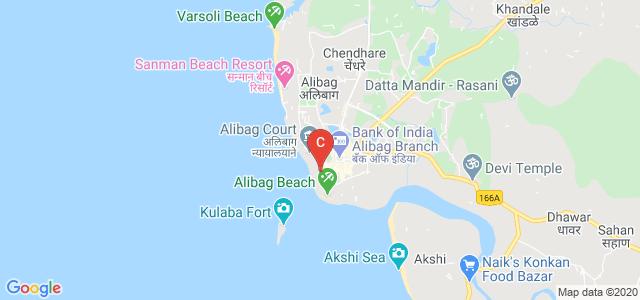 JSM College, Maharshi Karve Road, behind SBI Bank, Limaye Wadi, Alibag, Maharashtra, India