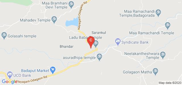 Sarankul College, Nayagarh-Odagaon Road, Sarankul, Odisha, India