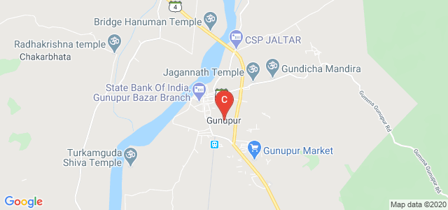 Gunupur College, Rayagada, Odisha, India