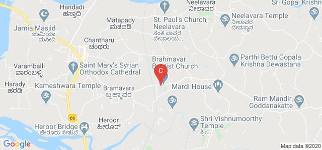 Crossland College, Heranje, Brahmavar, Karnataka, India