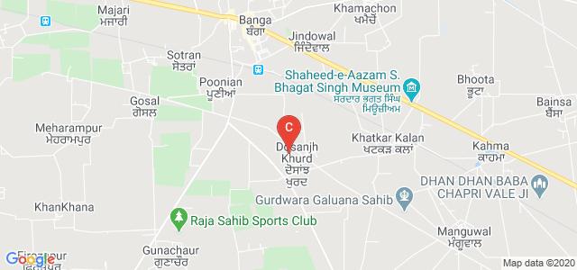 Guru Nanak College for Women, G.N. College Road, Banga, Punjab, India
