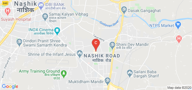 R.N.C Arts, J.D.B Commerce and N.S.C. Science college, Bytco Point, Nashik Road, Nashik, Maharashtra, India