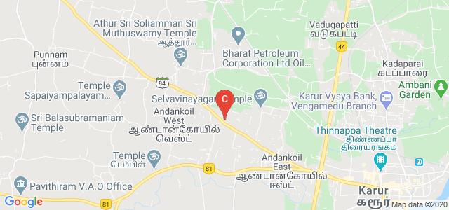 The Karur Polytechnic College, Karur, Tamil Nadu, India