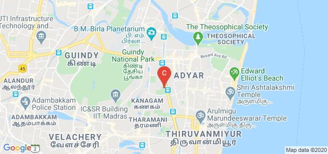 Institute of Textile Technology, Tharamani, CIT Campus, Tharamani, Chennai, Tamil Nadu, India