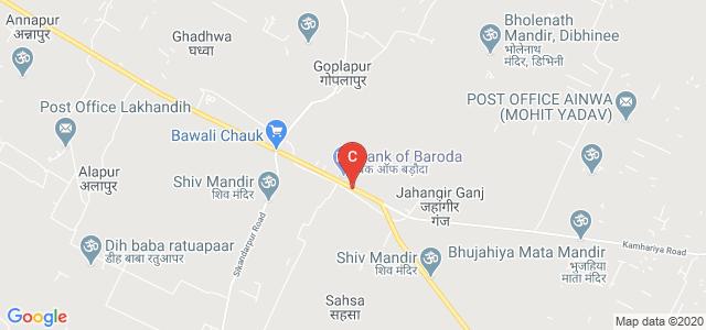 Bank of India, Jahangir Ganj Market, Ambedkar Nagar, Uttar Pradesh 224147, India