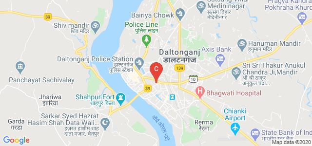 YSN Mahila College, NH 75, Daltenganj, Daltonganj, Jharkhand, India