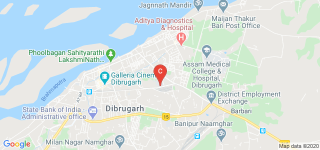 Dibrugarh Hanumanbax Surajmall Kanoi College, Dibrugarh, Assam, India