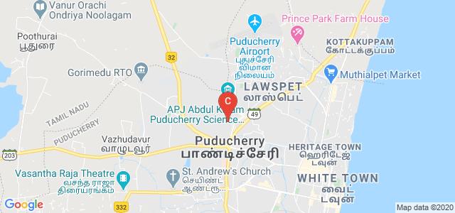 IDHAYA COLLEGE OF ARTS & SCIENCE FOR WOMEN, Kambali Swamy Madam Street, Pakkamudayanpet, Lawspet, Puducherry, India