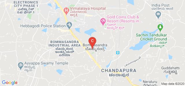 ATMA College, Hosur Road, Electronic City, Bangalore, Karnataka, India