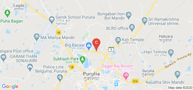 Nistarini Women's College, Purulia, West Bengal, India
