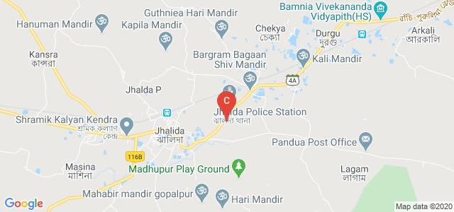 Achhruram Memorial College Jhalda, Bargram, West Bengal, India