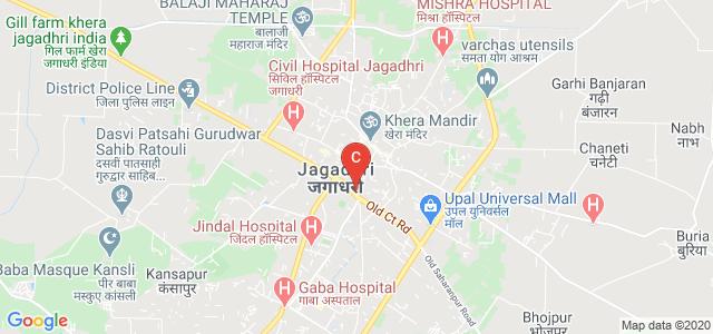 Hindu Girls College, Jagadhri, Haryana, India