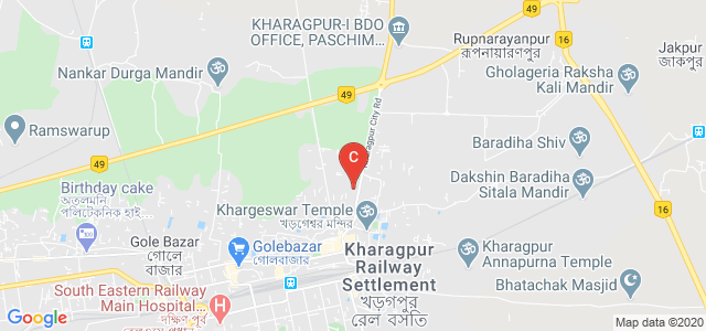 Kharagpur College, O T Road, Inda, Kharagpur, West Bengal, India