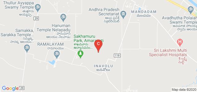 Vellore Institute of Technology Amaravati AP, Penumaka - Amaravathi Rd, Andhra Pradesh, India