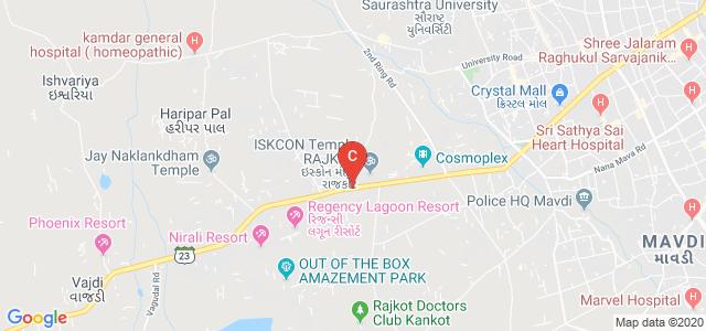 Shree J.H.Bhalodiya Women's College, Kalavad Road, Rajkot, Gujarat, India