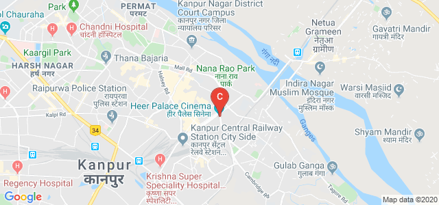 16/96, The Mall Road, Sadr Bazaar, Kanpur Cantonment, Kanpur, Uttar Pradesh, India
