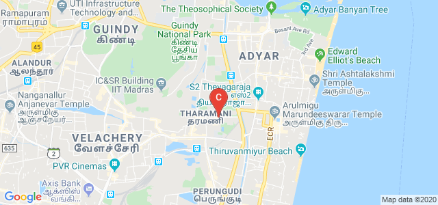 Academy of Scientific and Innovative Research, Taramani, Chennai, Tamil Nadu, India