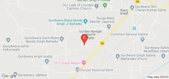 Baba Ajay Singh Khalsa College, Gurdaspur, Punjab, India