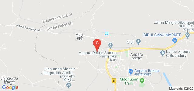 Awadhoot Bhagwan Ram P.G. College, Anpara, Sonebhadra, Uttar Pradesh, India