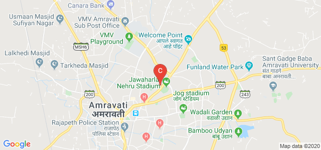 Shri Shivaji Science College, Amravati, Maharashtra, India