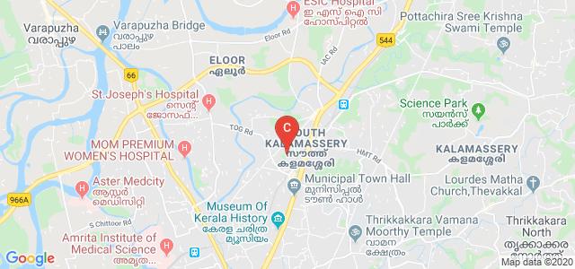 Rajagiri College of Social Sciences, Rajagiri Road, South Kalamassery, Kalamassery, Ernakulam, Kerala, India