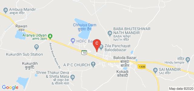 Government D.K College Baloda Bazar, Baloda Bazaar, Chhattisgarh, India