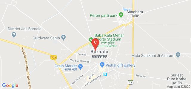 Guru Gobind Singh College of Education, Barnala, Punjab, India