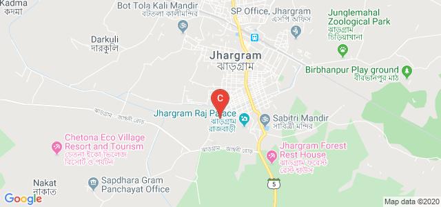 Jhargram Raj College, Jhargram, Paschim Medinipur, West Bengal, India