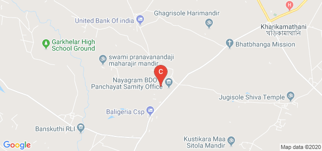 Nayagram Pandit Raghunath Murmu Govt. College, Baligeria, Paschim Medinipur, West Bengal, India