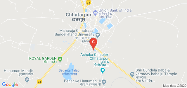 Saraswati College of Computer Science, Choubey Colony Road, Choubey Colony, Chhatarpur, Madhya Pradesh, India