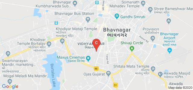 Sir P.P. Institute Of Science, Akshar Wadi Road, Vidhyanagar, Bhavnagar, Gujarat, India