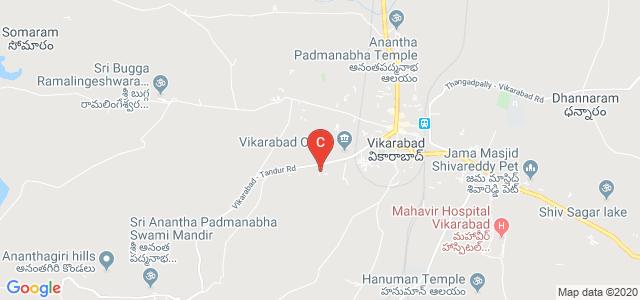 Sree Anantha Padmanabha Arts, Science And Commerce College, Ananthagiri Road, Vikarabad, Telangana, Vikarabad - Tandur Road, Machanpalle, Telangana, India