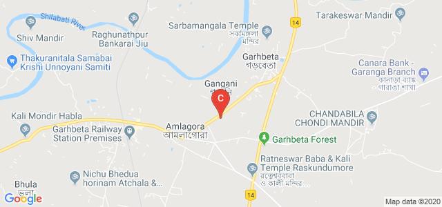 Garhbeta College, Garhbeta - Hoomgarh Road, Garhbeta, Paschim Medinipur, West Bengal, India