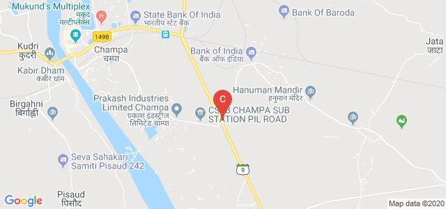 Raigarh Kharsiya Marg, Ghatoli, Chhattisgarh 495671, India