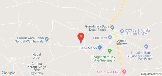 Government College Ajnala, Ajnala, Punjab, India