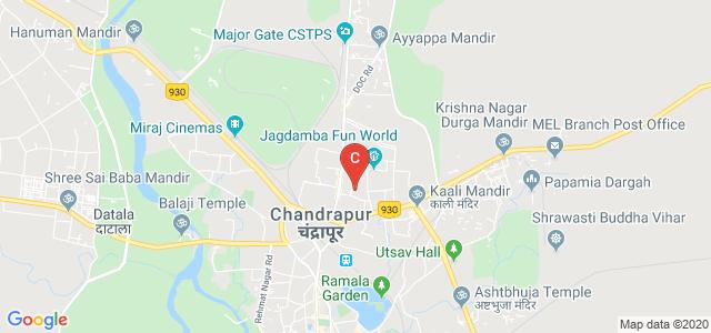 Chandrapur, Maharashtra, India