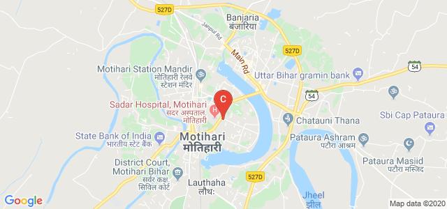 Laxmi Narayan Dubey College, Sri Krishna Nagar, Motihari, Bihar, India