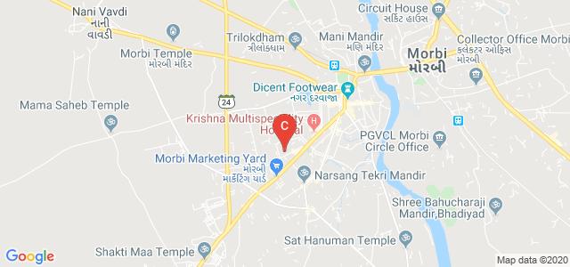 SMT. R O Patel Women's MCA College, Punit Nagar, Sardar Nagar, Morbi, Gujarat, India