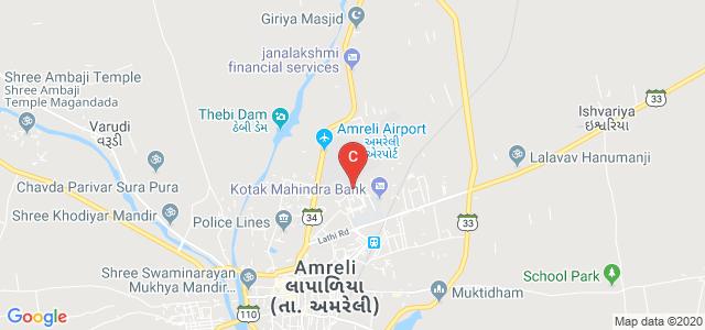 Smt. Shantaben Haribhai Gajera Engineering College, Amreli, Madhuvan Park, Amreli, Gujarat, India