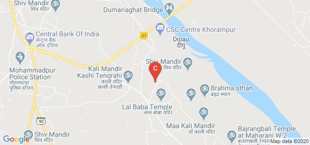 B.K.N.S.GOVERNMENT POLYTECHNIC, GOPALGANJ, Dumariya Ghat, Mahammadpur, Bihar, India